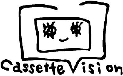 cassettevision logo